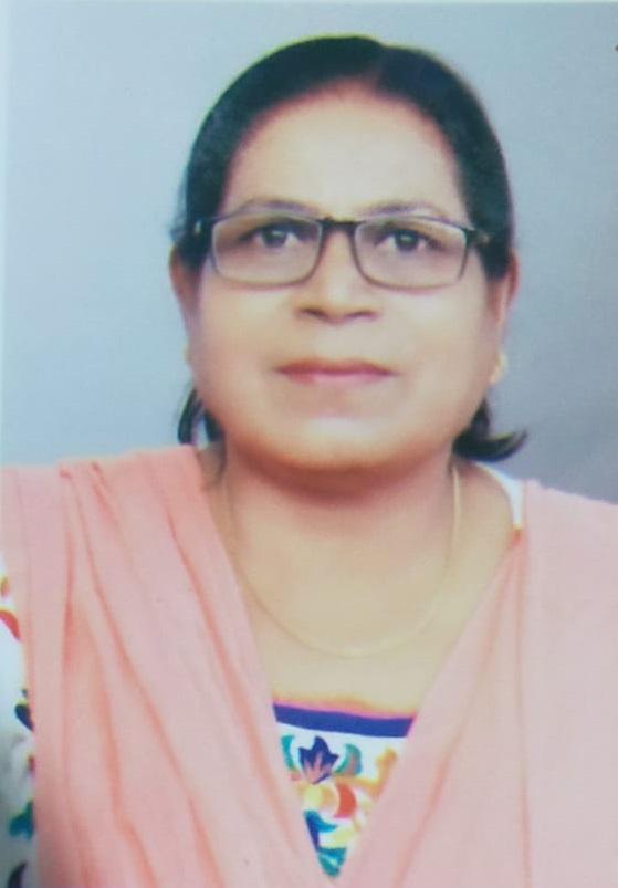 Mrs. Asha Thomas
